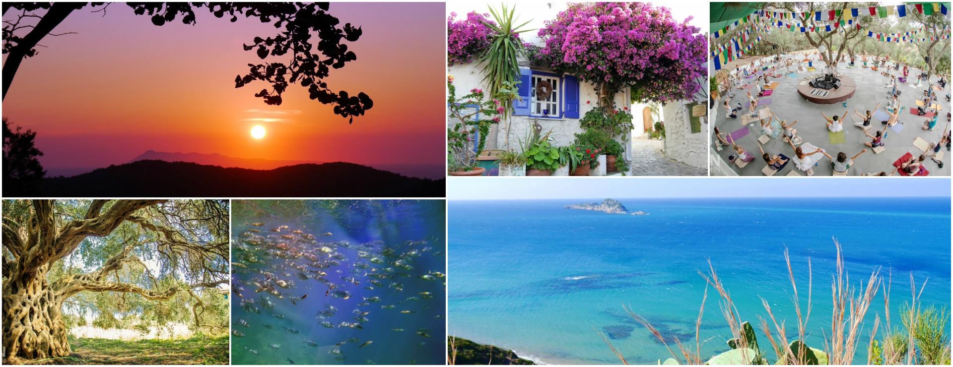 Biodanza & Urlaub auf Korfu 2018