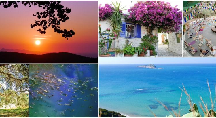 Biodanza & Urlaub auf Korfu 2017