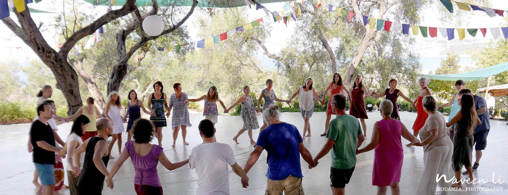 Corfu 2017 Welcome Circle